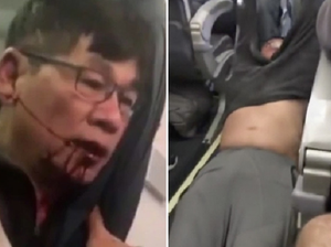 What happened before man was dragged from United flight