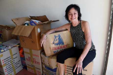 Davis Removals to the rescue - A Three month battle and a good deed has united Theresa Patterson with her missing boxes. Patterson moved from Darwin to Hervey Bay but her possessions were moved to Adelaide.