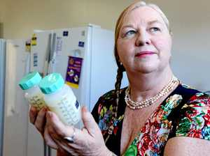 Milk Bank is crying out for help for Tweed bubs