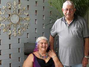 Couple shares the secret to long marriage