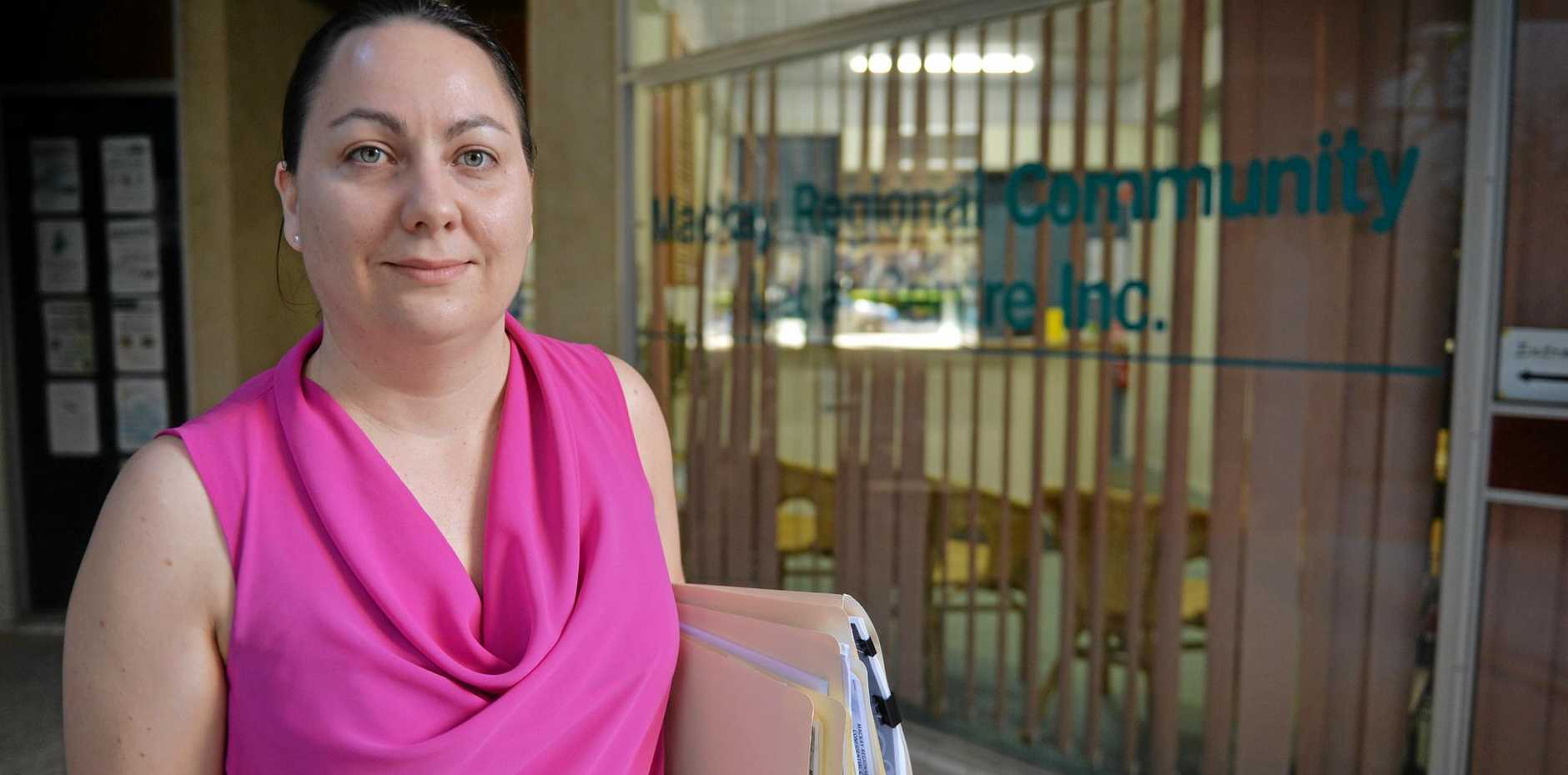 The Mackay Regional Community Legal Centre gained almost $1m in funding for the next three years.