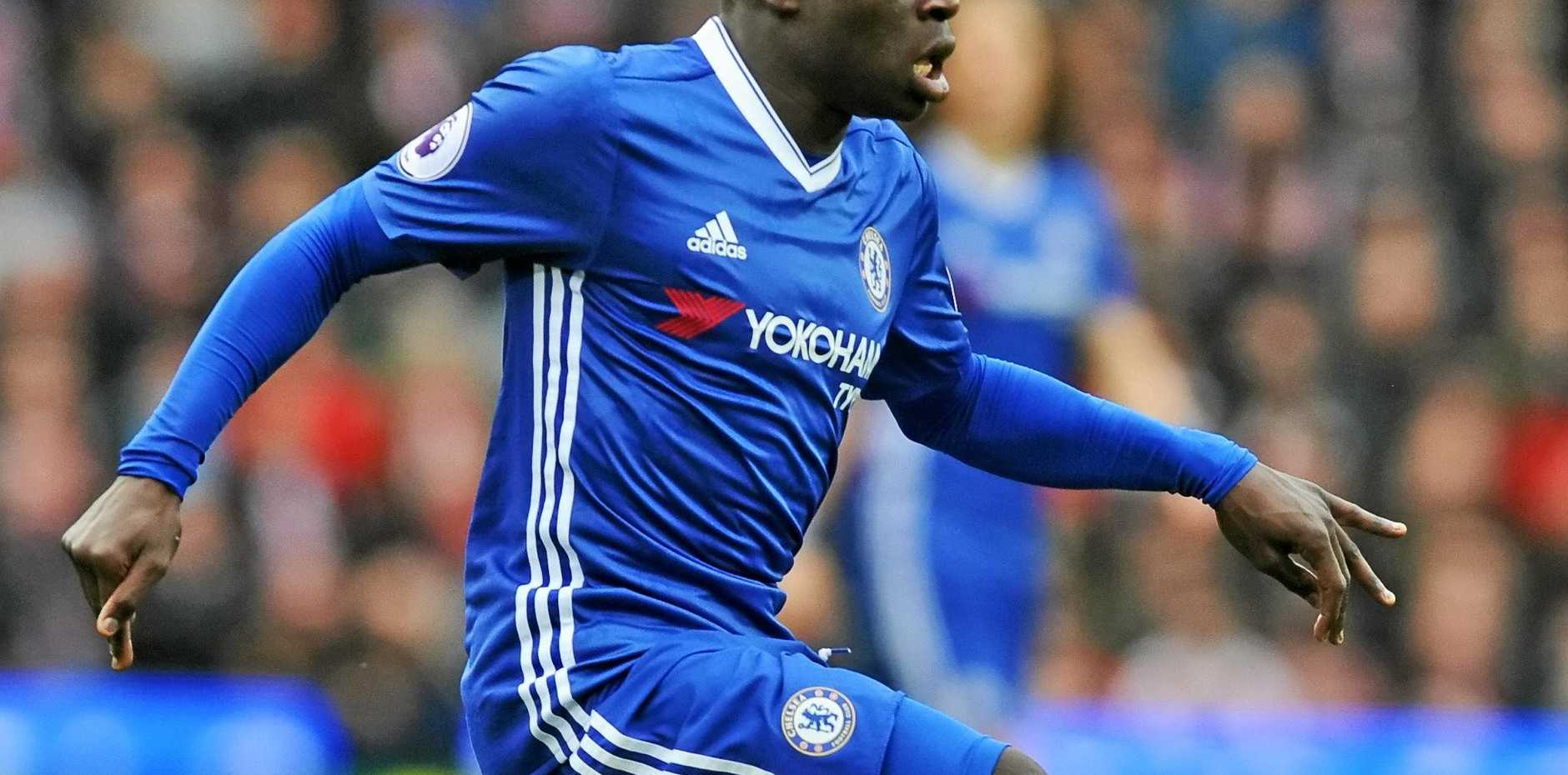 Chelsea's N'Golo Kante is the favourite to win the PFA player of the year award.