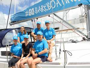 Solo yacht icon gets behind Whitsunday bareboat industry