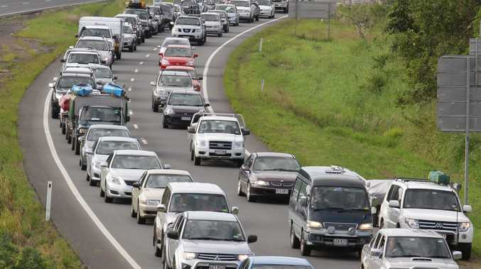 Our readers are itching for the six lane Bruce Highway upgrade from the Coast to Caboolture.