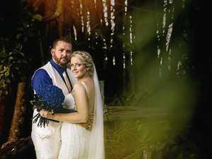 Wedding vows: 'Debbie won't stop us getting married!'