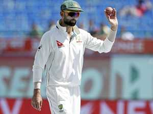 The moment Nathan Lyon knew 'nice, Garry' had gone too far