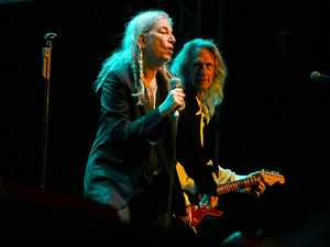 UPDATED: Patti Smith donates large sum for flood recovery