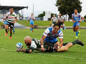 Jets speedsters in thrilling try duel