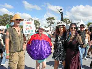 SNAPPED: Stylish fashion on show at BluesFest