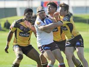 Sunshine Coast Falcons vs CQ Capras: Live score updates