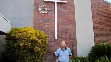 Lutheran pastor James Haak.