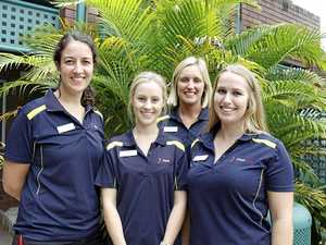 Graduates launch health careers in Cooroy