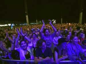 Police crackdown on drugs at Bluesfest