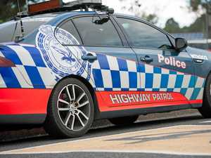 Crash partially closes Pacific Highway