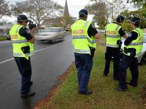 Police launch blitz on key Coast traffic areas