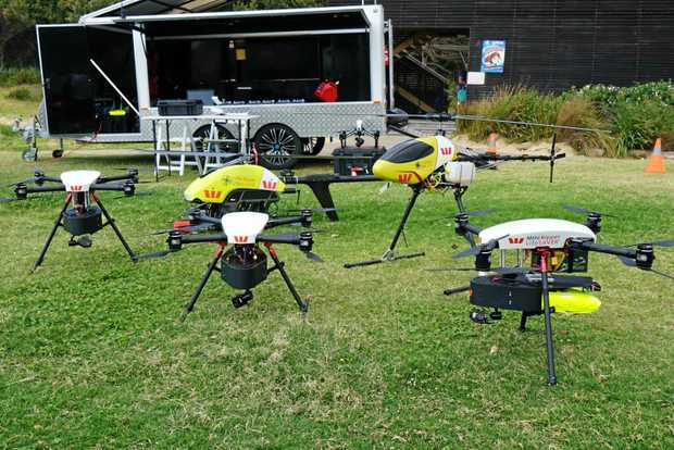 TECHNOLOGY: Visitors to Norco Primex Field Days this year will step into the futuristic world of 'farming via drones'.