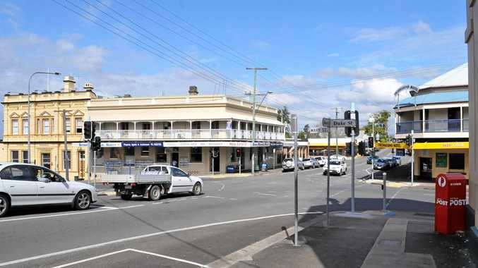 What is Gympie's worst intersection? Cnr Duke/Mary/Channon Streets.