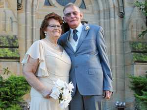 Newlyweds prove age is no barrier to finding love