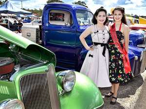 Hot rod campout a walk down memory lane for Goodall