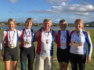Lower Clarence club storms to big medal haul in Queensland