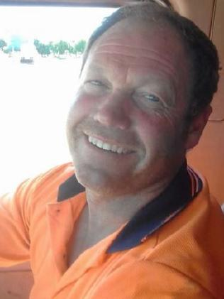 Truck driver Kevin Porker died in the rollover near Geelong.