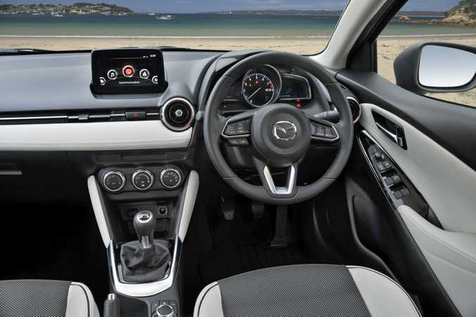 mazda2 facelift road test and review: a safe bet | sunshine coast daily