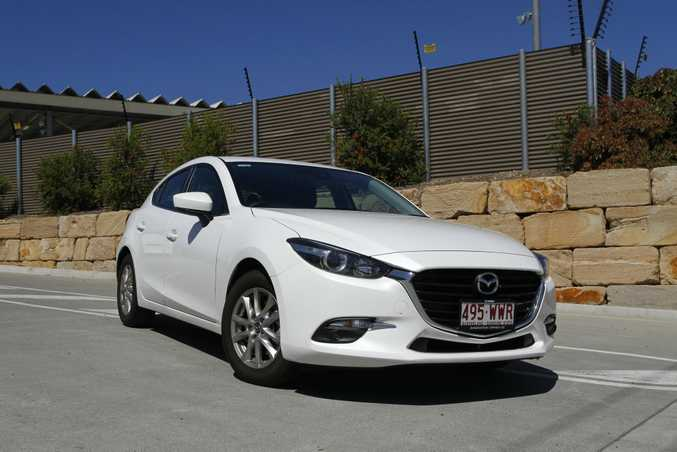 We settle in for a 3 month test of one of Australia's best selling small cars: the Mazda3 in Touring hatch guise.