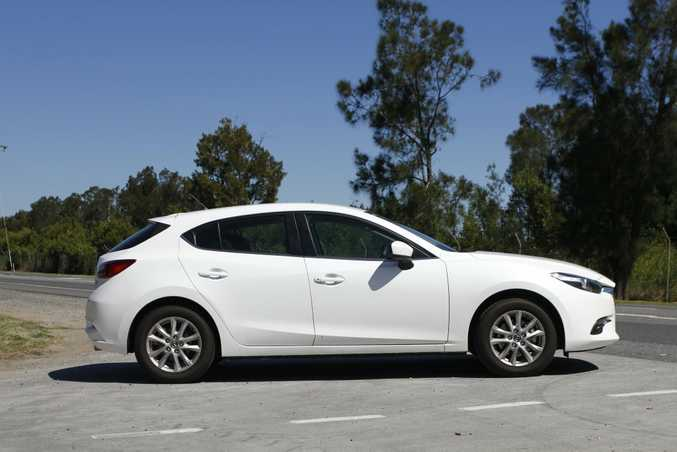 2017 Mazda3 Touring hatchback long term test car