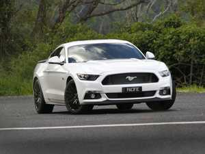 Quick road test: Ford Mustang GT Fastback auto review