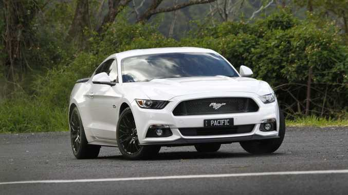 Quick Road Test Ford Mustang Gt Fastback Auto Review