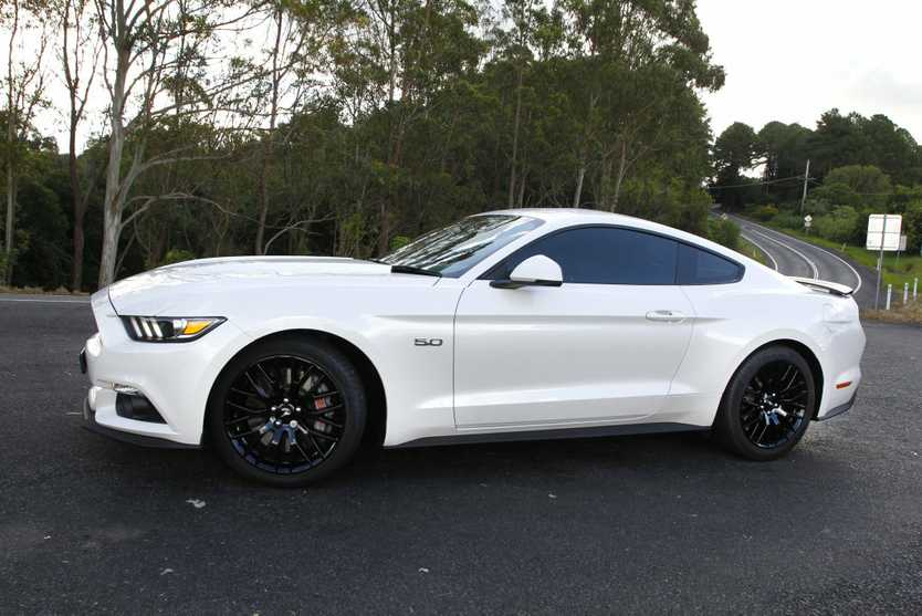 2017 Ford Mustang GT Fastback from Pacific Ford Maroochydore