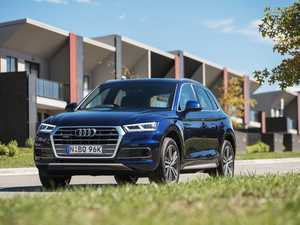 2017 Audi Q5 pre-launch road test and review