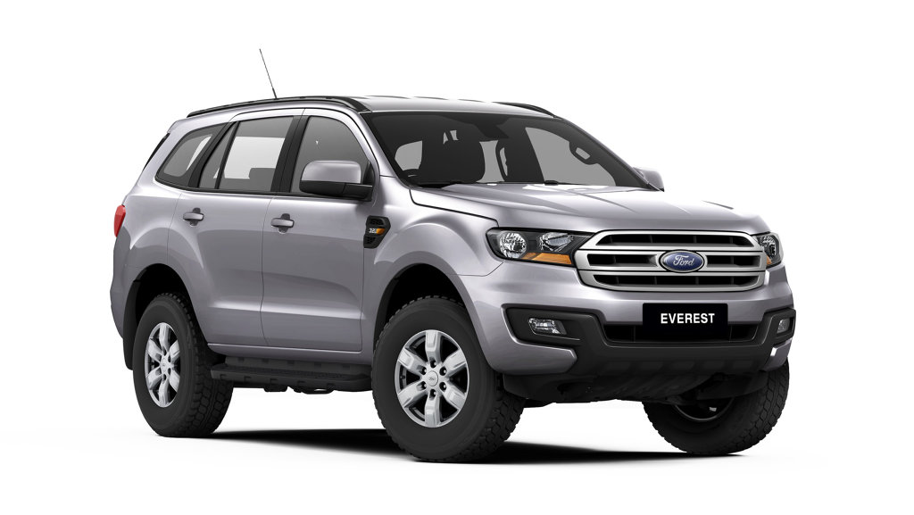 Ford's Everest looking increasingly good value thanks to a $47,990 entry-point for the five-seat Ambiente RWD.