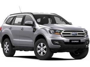 It's now cheaper to climb into Ford's Everest
