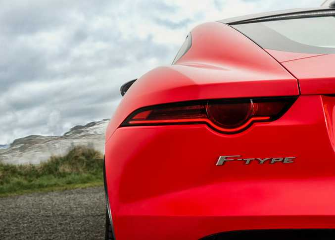 2017 Jaguar F-Type four-cylinder