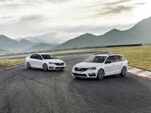 New Skoda Octavia and Octavia RS arrives