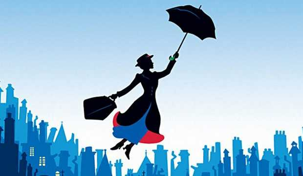 POPPINS POSITIVITY: Fraser Coast residents have been changing their Facebook profile pictures to Mary Poppins.