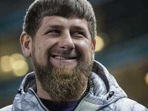 Chechnya puts gay men in concentration camps