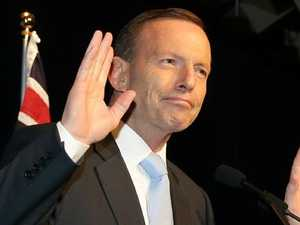 Abbott criticises Liberals