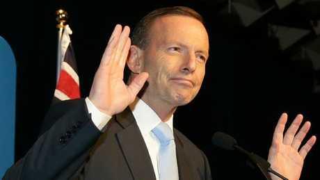 Former PM Tony Abbott has a plan.