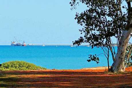 Roebuck Bay, Broome , Western Australia