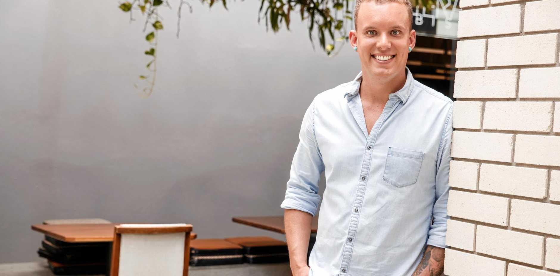 ON TOP: Noosa chef Matt Sinclair has been named the social media ambassador for Silver Chef.
