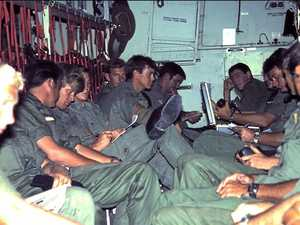 Vietnam platoon marks 50 years since deployment