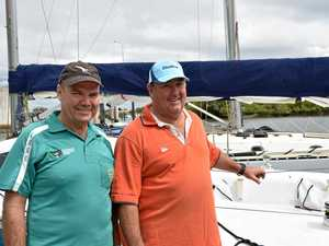 Positive plain sailing for Gladstone crews