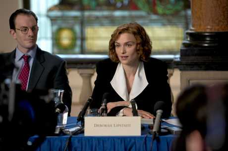 Rachel Weisz in a scene from the movie Denial.