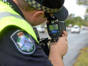 Caught doing 190kmh in a 70 zone on Sunshine Coast