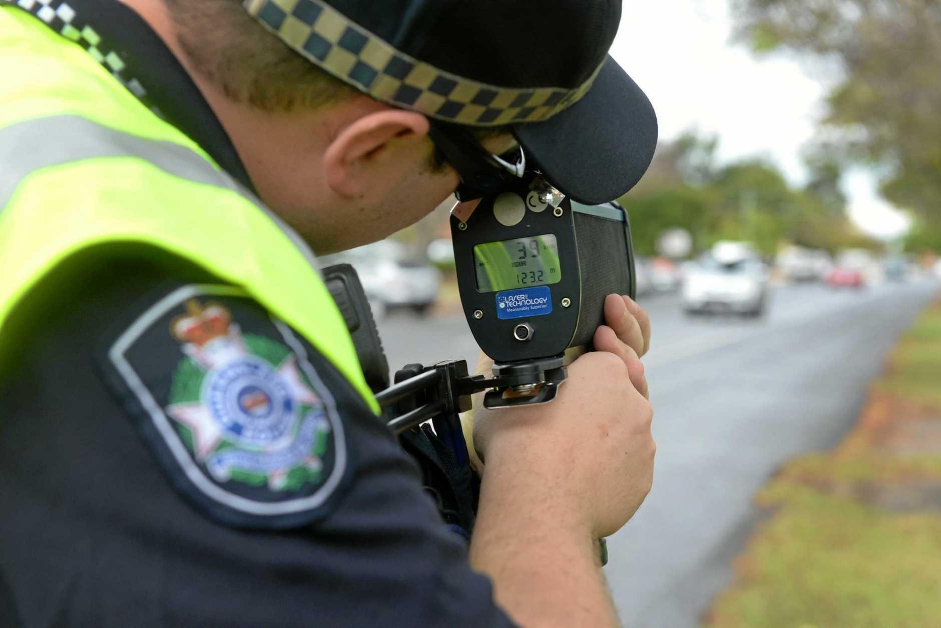ROAD SAFETY WEEK: Police have nabbed some huge speeds this week.