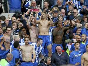 Brighton seals long-awaited EPL promotion