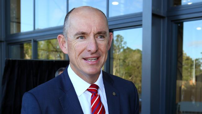 Fadden MP Stuart Robert will be one of the first witnesses. Picture: David Clark
