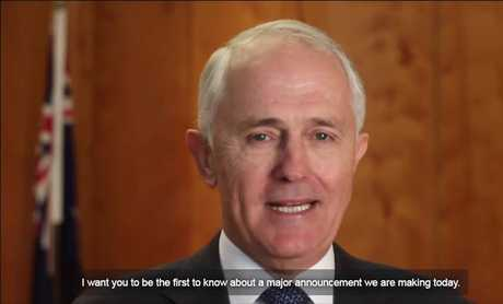 457 VISAS ABOLISHED: Prime Minister Malcolm Turnbull has announced plans to replace 457 visas in an online video.